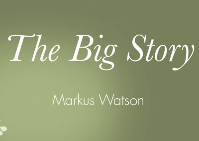 The Big Story Presentation – 2017-18 Launch