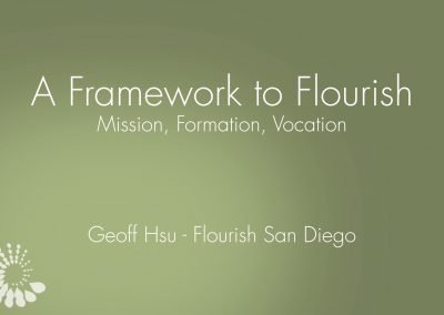Framework To Flourish Presentation Slides – 2017-18 Launch