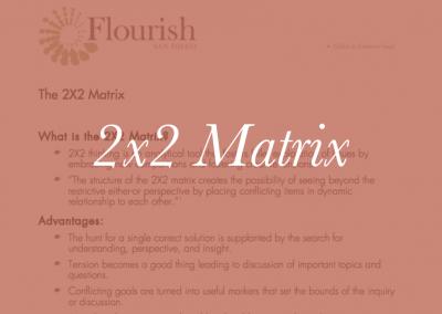 2×2 Matrix