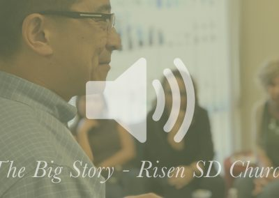 The Big Story – Risen SD – December 2017 – Audio