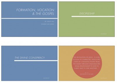 Session 6: Formation, Vocation and the Gospel Slides