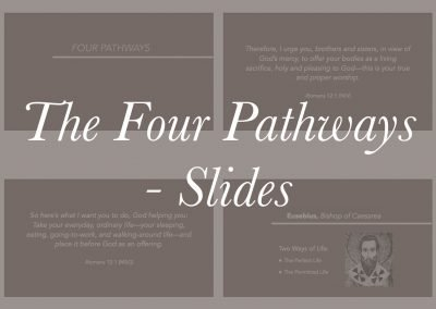 The Four Pathways Slides – Lance Sherwood