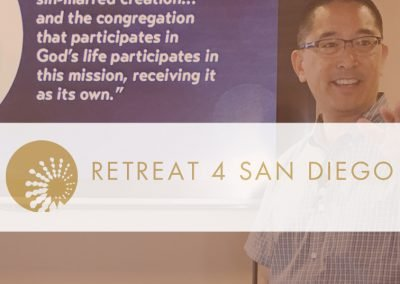 2016 Retreat 4 Video: Forming Congregations for Faithful Presence