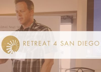 2016 Retreat 4 Audio: Emotionally Healthy Spirituality