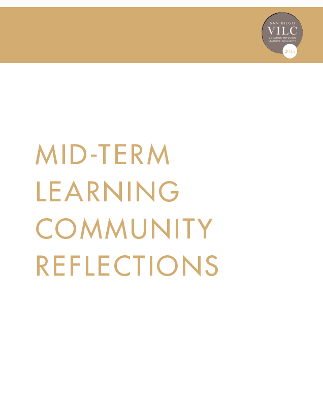 Mid-Term Community Reflections