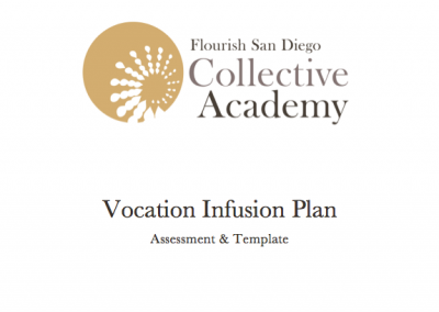 Vocation Infusion Plan Dimension 1 Fill-In Document