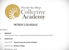 Retreat 2 Schedule