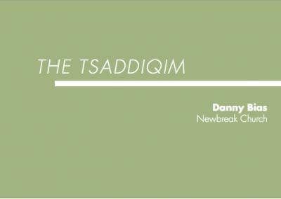 The Tsaddiqim – 2018-19 Retreat 1