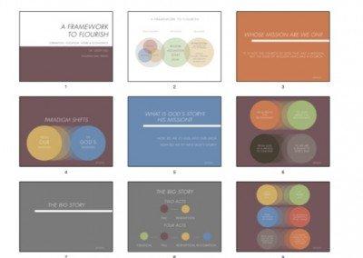 Framework to Flourish Presentation