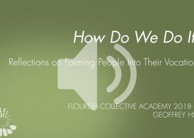 How Do We Do It? Be Diagram Audio – Retreat 3
