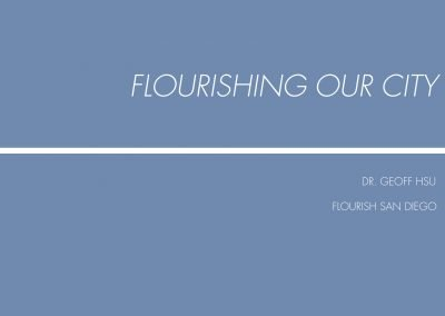Flourishing Our City Slides – Retreat One 2017-2018