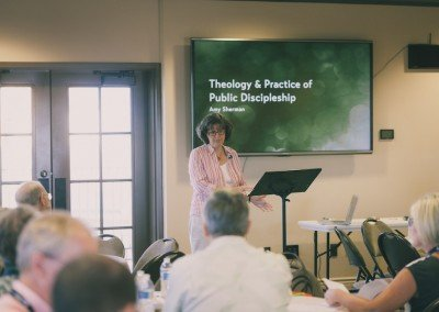 Theology & Practice of Public Discipleship