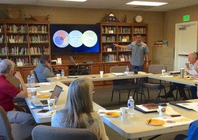 Spiritual Formation As A Church | Geoff Hsu